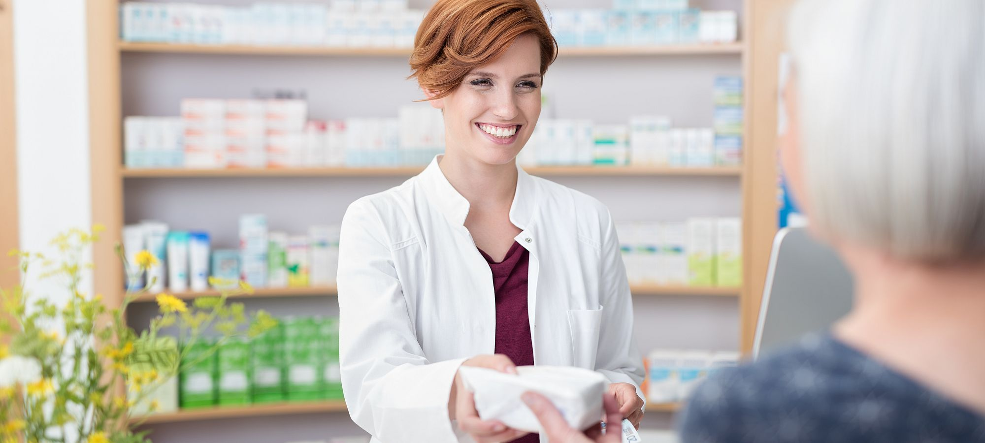 See Your Pharmacist for These Healthcare Services
